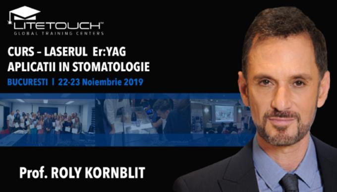 Curs – Laserul LiteTouch™ Er:YAG Aplicații în Stomatologie – Teorie Si Practica 22-23 Noiembrie 2019 Bucuresti