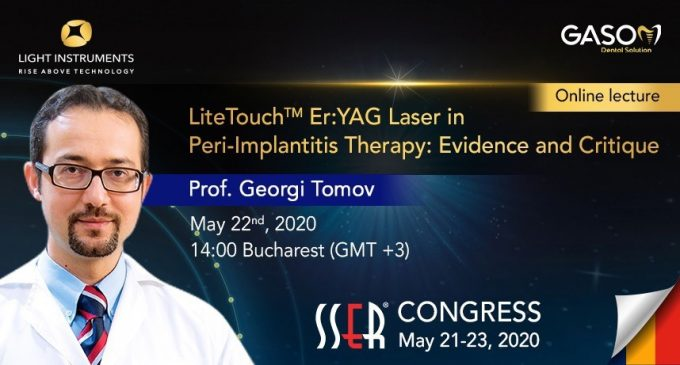"""LiteTouch™ Er:YAG LASER IN PERI-IMPLANTITIS THERAPY. EVIDENCE AND CRITIQUE"""