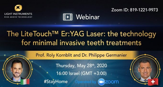 The LiteTouch™ Er:YAG Laser: The Technology For Minimal Invasive Teeth Treatments