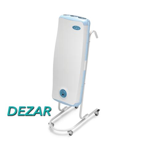 DEZAR 7 – Sistem De Sterilizare Continua A Aerului Prin Iradiere Cu UV