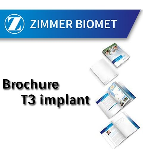 Zimmer Biomet T3 Implant Brochure