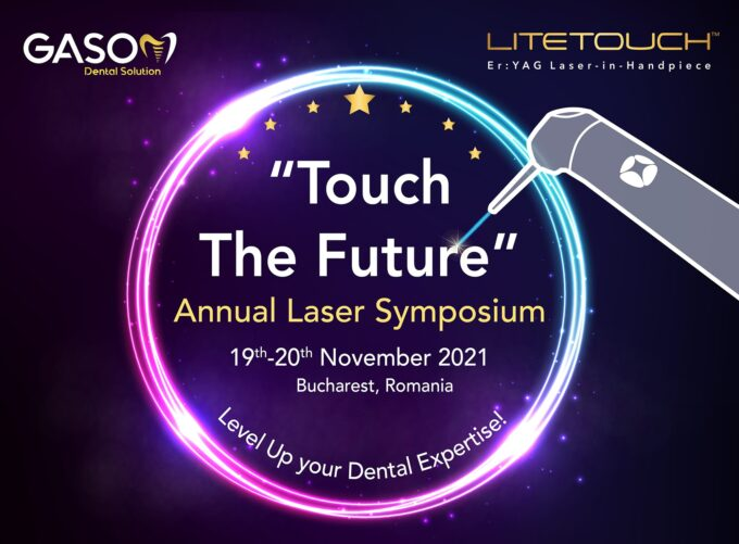 """""""Touch The Future"""" Annual Laser Symposium"""
